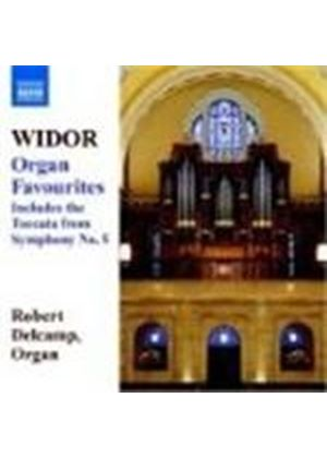 Widor: Organ Symphonies (excerpts)