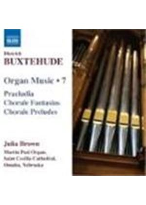 Buxtehude: Organ Music, Vol 7