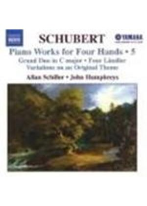 Schubert: Piano Duos
