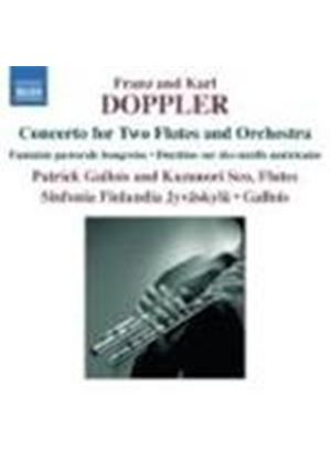 Franz And Karl Doppler - Music For Flutes And Orch. (Sinfonia Finlandia Jyvaskyla) (Music CD)