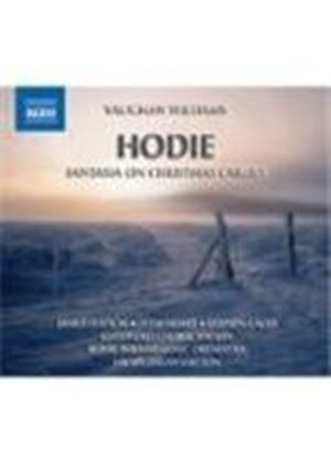 Ralph Vaughan Williams - Hodie, Fantasia On Christmas Carols (Wetton, RPO) (Music CD)