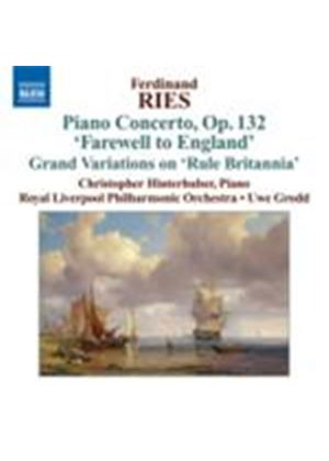 Ries: Piano Concerto No 7 (Music CD)