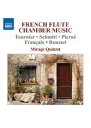 French Flute Chamber Music (Music CD)