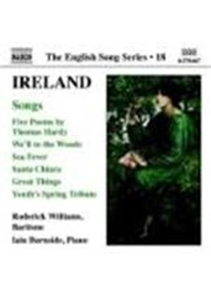 John Ireland - Songs (Burnside, Williams) (Music CD)