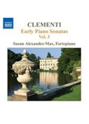 Clementi: Piano Sonatas (Music CD)