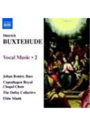 Buxtehude: Vocal Works, Vol 2