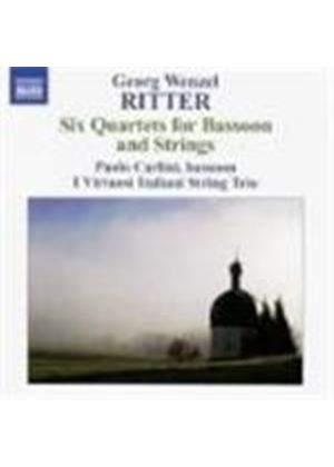 Ritter, G.W: (6) Bassoon Quartets