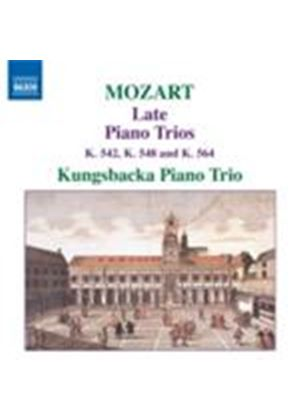 Mozart: Piano Trios, Vol 2 (Music CD)