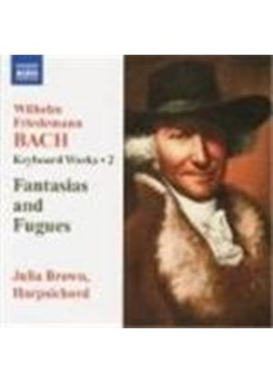 Bach, WF: Keyboard Works, Vol 2