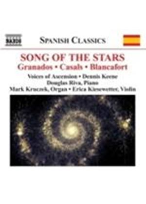Songs of the Stars (Music CD)