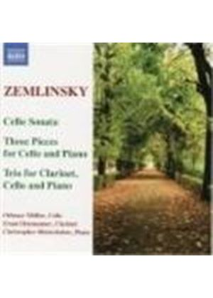 Zemlinsky: Cello Chamber Works