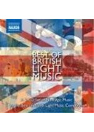 Various Composers - Best Of British Light Music (Wordsworth, Leaper, Murphy) (Music CD)