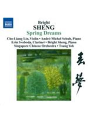 Sheng: Spring Dreams (Music CD)