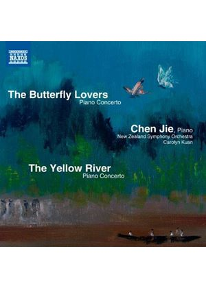 Butterfly Lovers & The Yellow River Piano Concertos (Music CD)