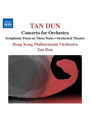 Tan Dun: Concerto for Orchestra (Music CD)