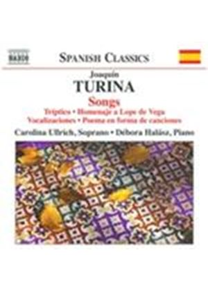 Joaqu�n Turina: Songs (Music CD)