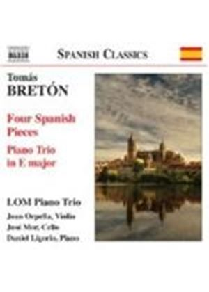 Tomas Breton - Four Spanish Pieces (LOM Piano Trio)