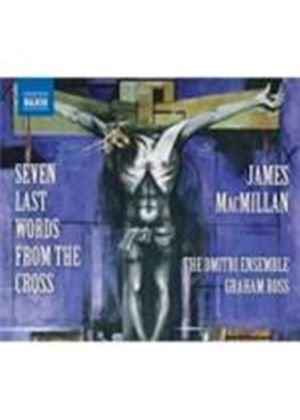 MacMillan: Seven Last Words From The Cross (Music CD)