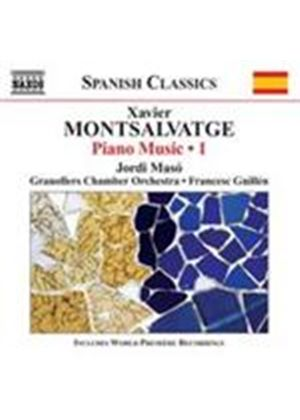 Montsalvatge: Piano Music Vol.1 (Music CD)