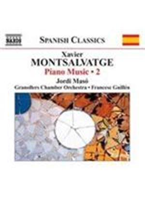 Montsalvatge: Piano Works, Vol 2 (Music CD)