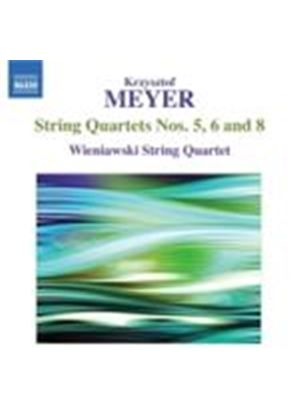 Meyer: String Quartets (Music CD)