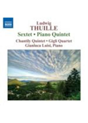Thulle: Sextet; Piano Quintet (Music CD)