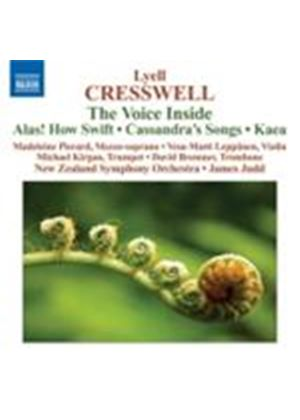 Cresswell: (The) Voice Inside (Music CD)