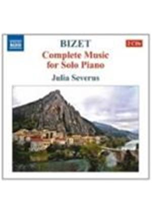 Bizet: Complete Piano Works (Music CD)