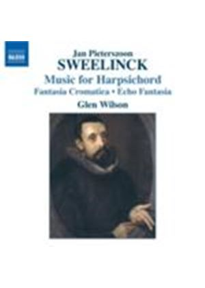 Sweelinck: Harpsichord Works (Music CD)