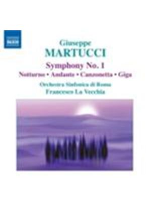 Martucci: Symphony No 1 (Music CD)