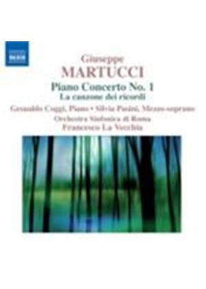 Martucci: Complete Orchestral Works Vol. 3 (Music CD)