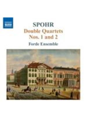 Spohr: Double Quartets Vol. 1 (Music CD)