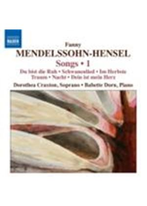 Mendelssohn-Hensel: Songs, Vol 1 (Music CD)