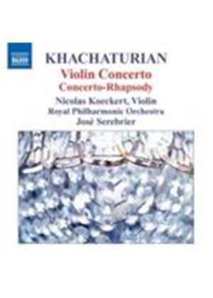 Khachaturian: Violin Concerto (Music CD)