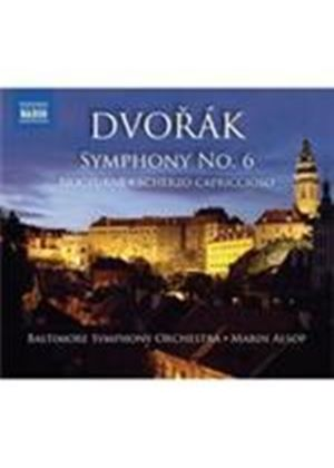 Dvorak: Symphony No 6 (Music CD)