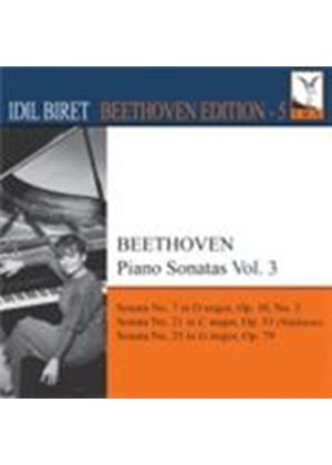 Idil Biret - Beethoven Edition, Vol 5: Piano Sonatas Vol 3 (Music CD)