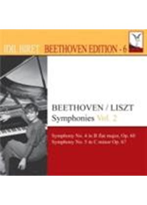 Idil Biret - Beethoven Edition, Vol 6: Symphonies Vol. 2 (Music CD)