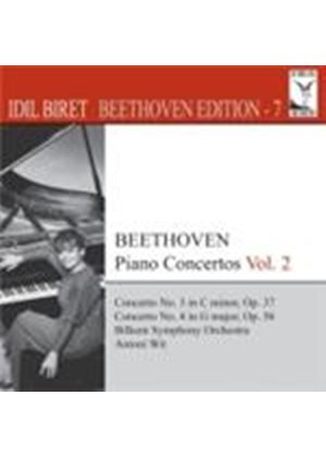 Idil Biret - Beethoven Edition, Vol 7: Piano Concertos Vol 2 (Music CD)