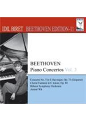 Beethoven: Concerto Edition Vol 5 (Music CD)