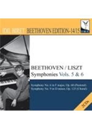 Beethoven: Symphonies Vols. 5 & 6 (Music CD)