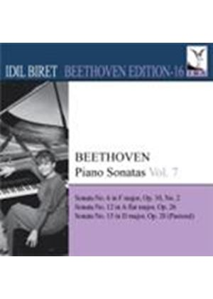 Idil Biret - Beethoven Edition, Vol 16: Piano Sonatas Vol 7 (Music CD)