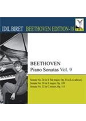 Beethoven: Piano Sonatas Nos 26, 30 & 32 (Music CD)
