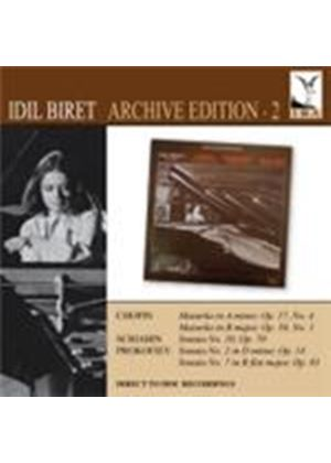 Chopin; Prokofiev; Scriabin: Idil Biret Archive Edition, Vol 2 (Music CD)