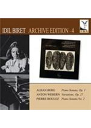 Idil Biret - Archive Edition, Vol 4 (Music CD)