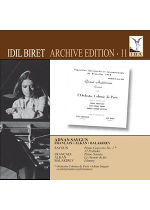 Idil Biret: Archive Edition, Vol. 11 (Music CD)