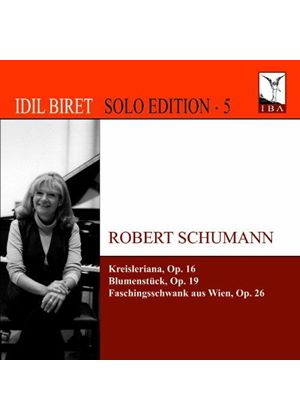 Schumann, Vol. 5 (Music CD)