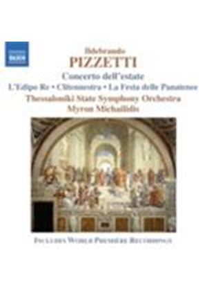 Pizzetti: Concerto Dell'Estate (Music CD)