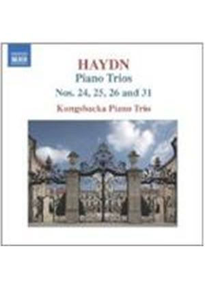 Haydn: Piano Trios, Vol. 1 (Music CD)