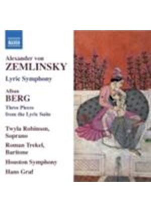 Zemlinsky: Lyric Symphony (Music CD)