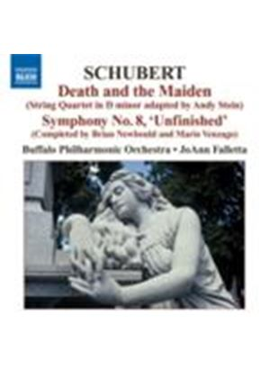 Schubert:  Symphony No 8, \'Unfinished\' (Music CD)